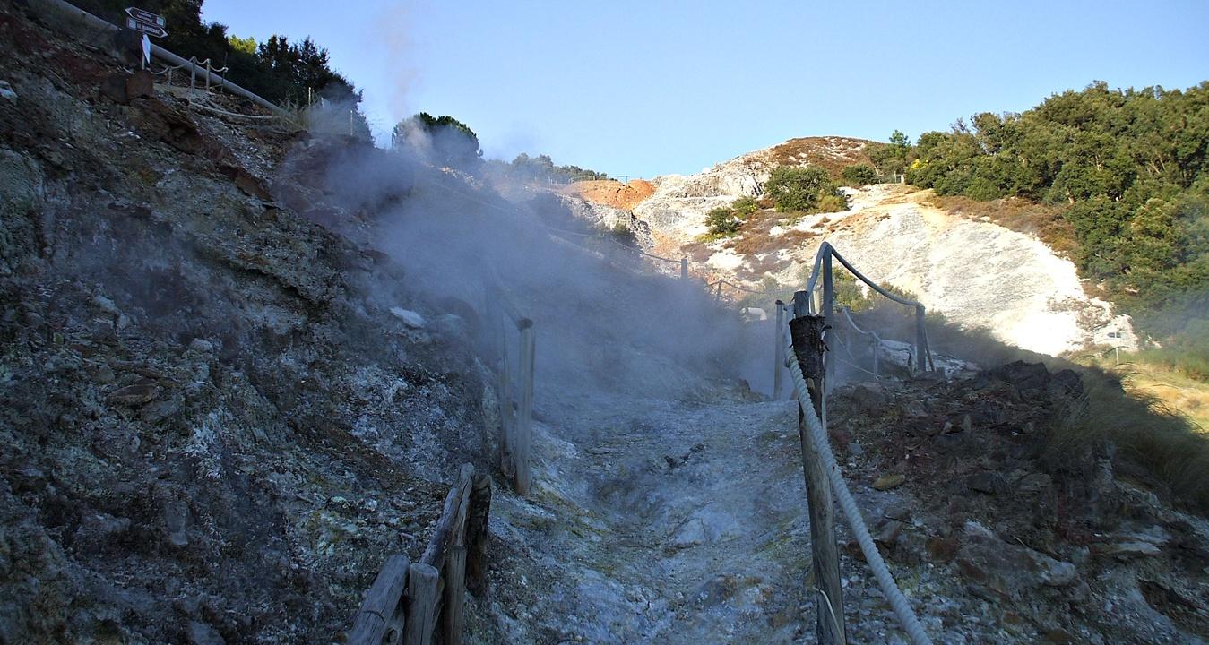 biancane geotermia lardarello