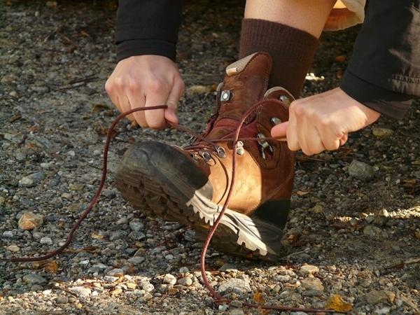 outdoor toscana allacciare scarponcini trekking