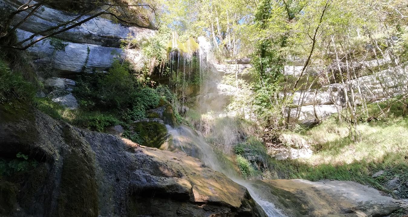 Trekking cascata doccione